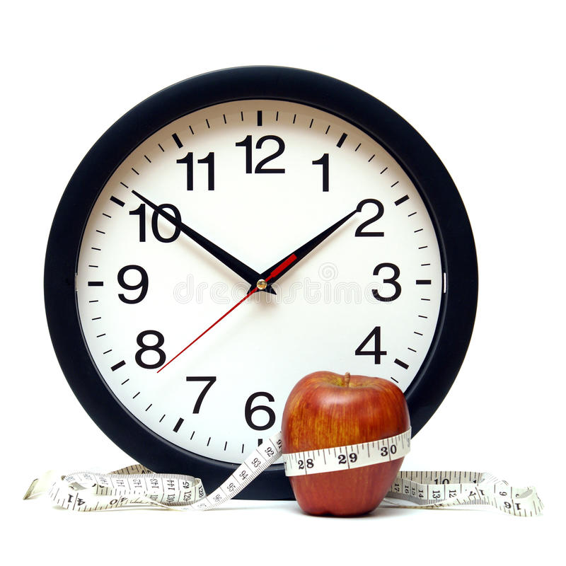 Download Time To Diet Stock Images - Image: 28648584