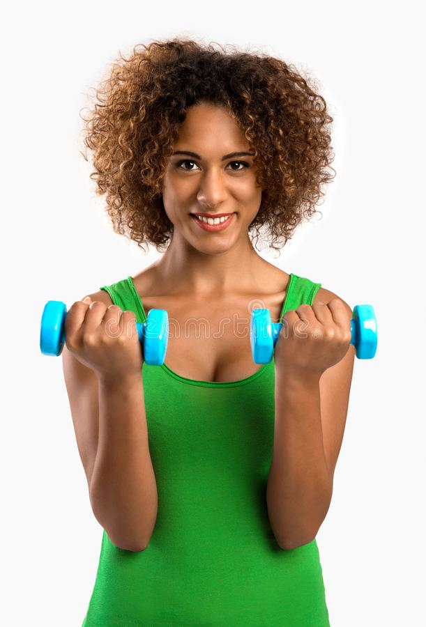 Time to get fit stock images