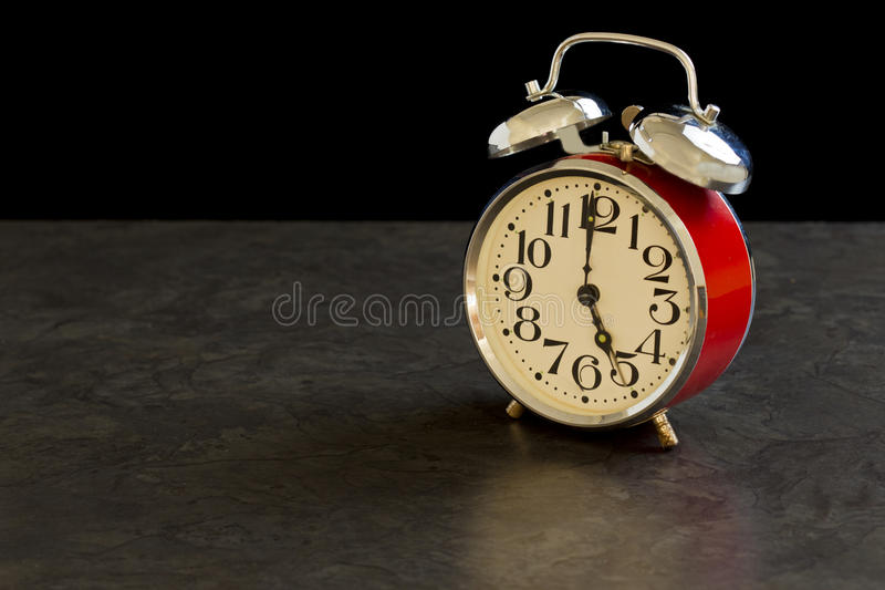 Time to get up royalty free stock image