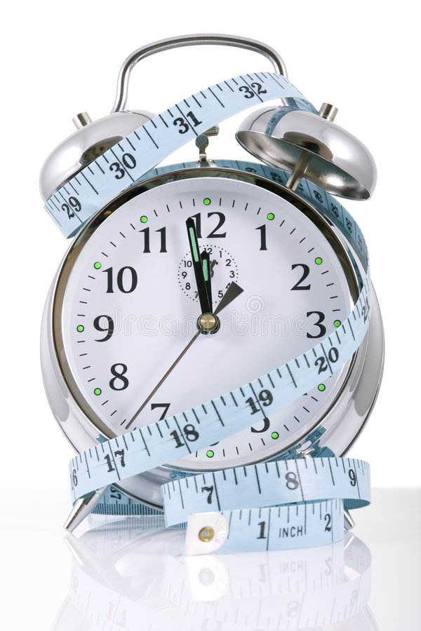 Download Time to go on a diet stock image. Image of horizontal - 7389663