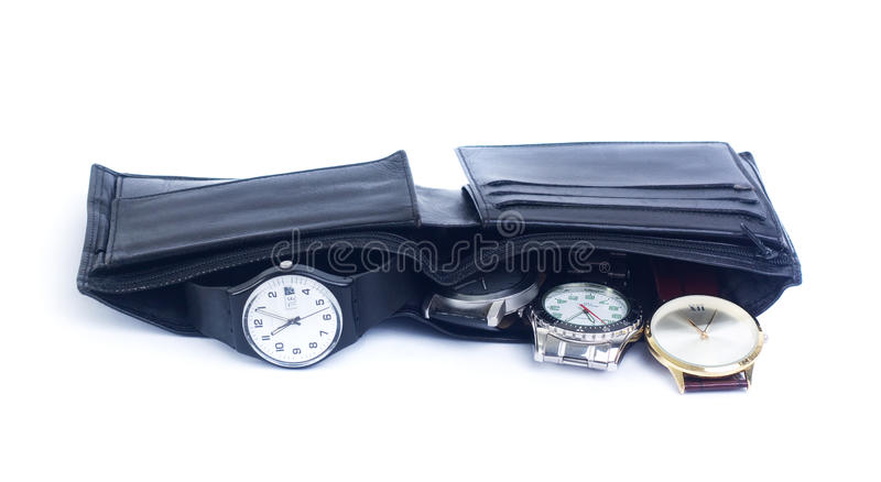Download Time to grow rich stock photo. Image of billfold, wealth - 12753754