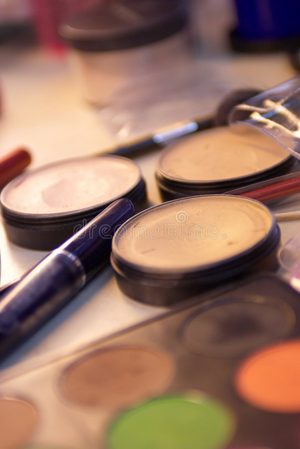 Free Time To Make-up Stock Images - 4155054