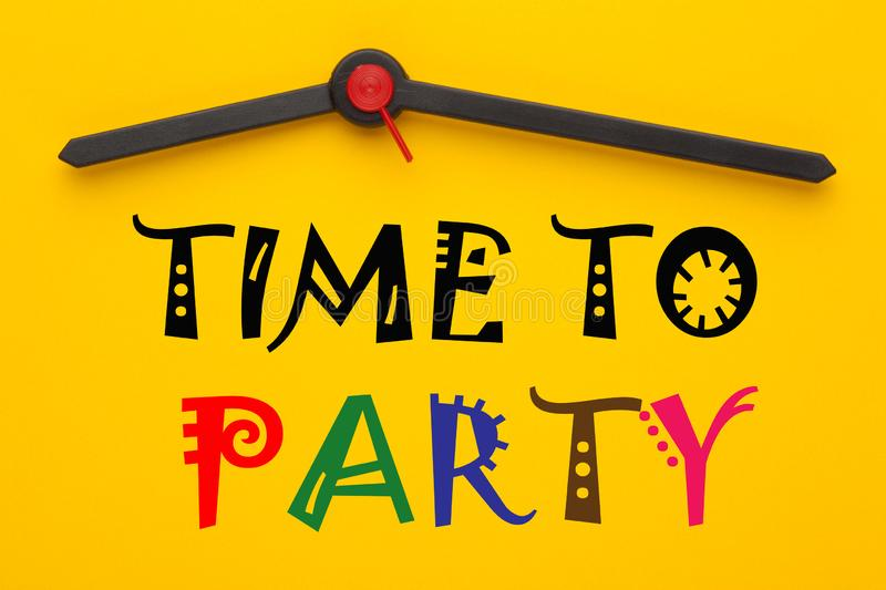 Time to Party royalty free stock photos
