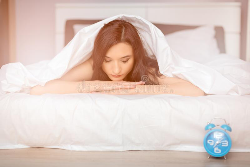 It is time to wake up royalty free stock photos