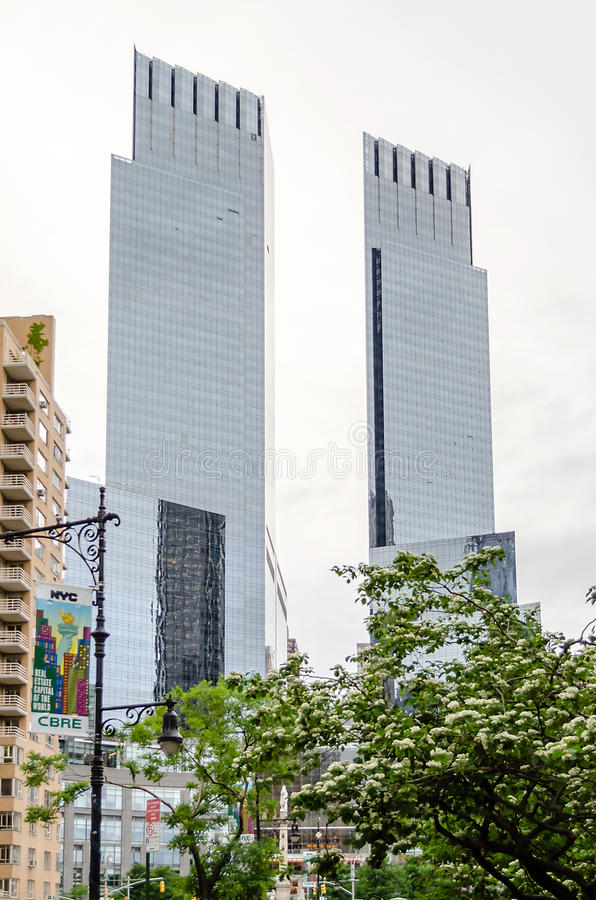 Download Time Warner Center, New York Stock Photo - Image: 32559770