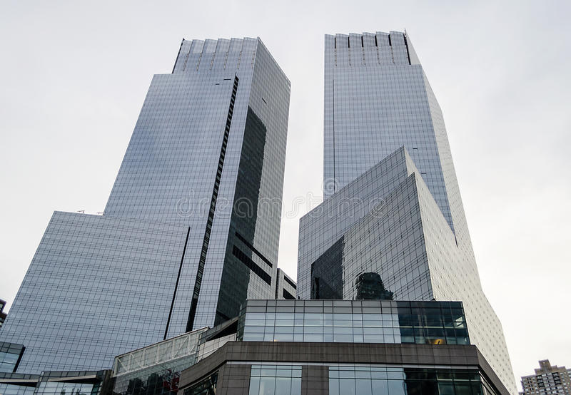 Time Warner Center, New York Royalty Free Stock Photo