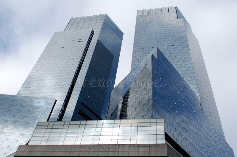 Time Warner centra-se fotografia de stock royalty free
