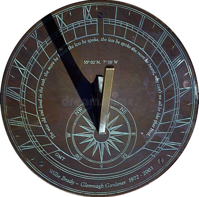 timekeeping arkivfoton