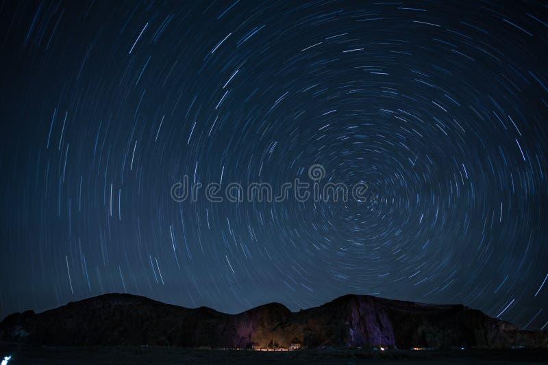 Timelapse Photography Of Stars At Night Free Public Domain Cc0 Image