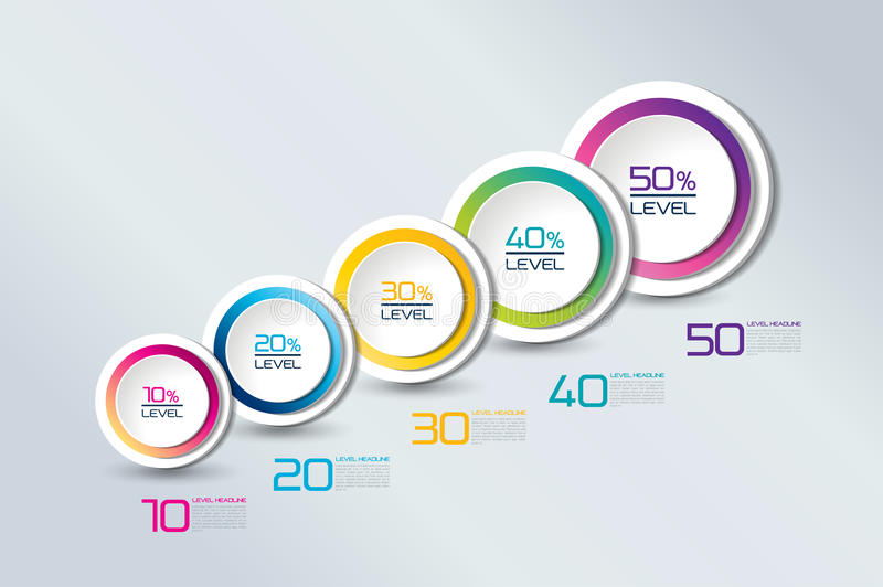 Timeline Connected Element Banner, Template, Chart, Infographic
