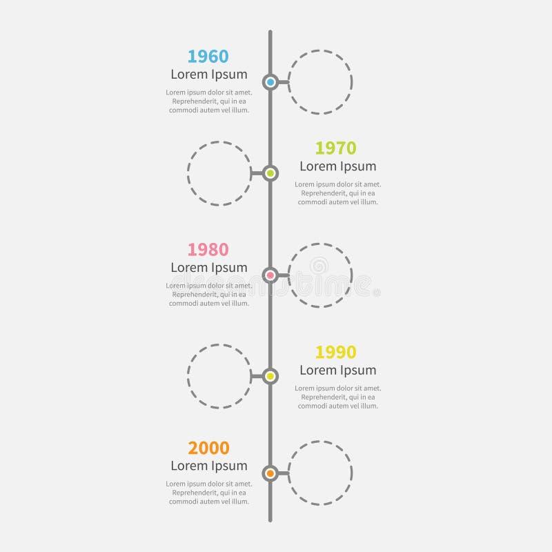 empty timeline template
