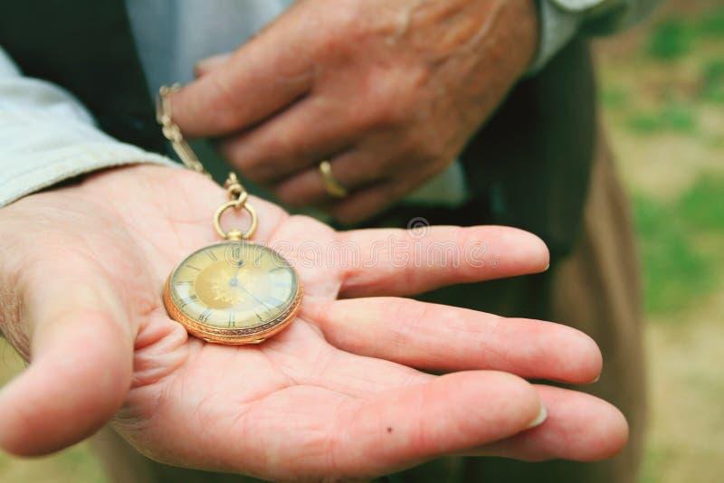 timepiece fotografia stock