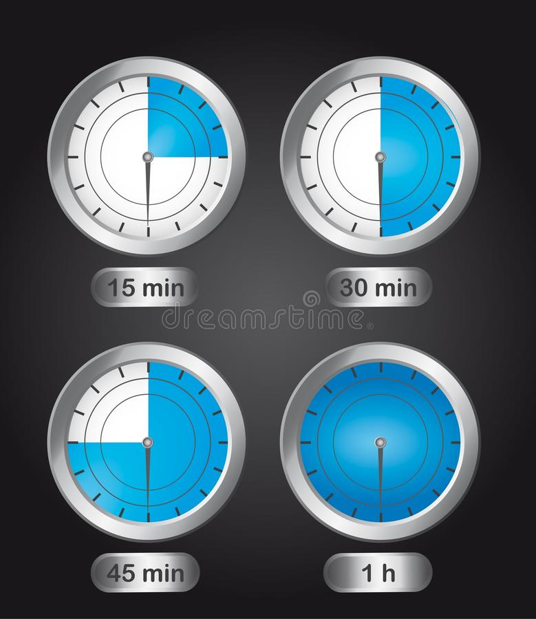 Timer Clock Stock Images