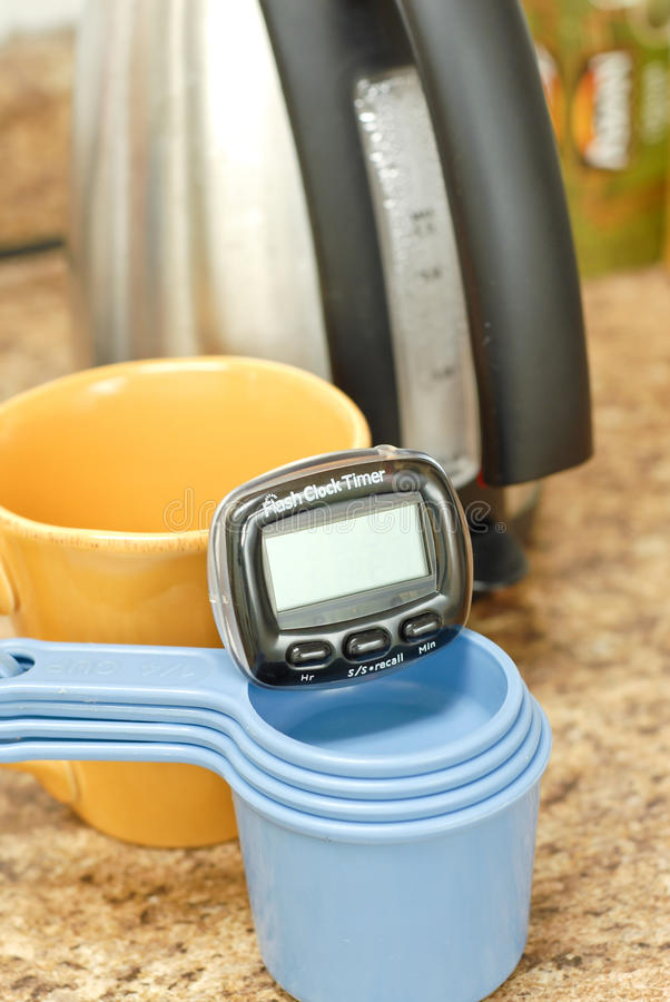 Download Timer for Tea Brewing stock photo. Image of brew, alert - 19490402