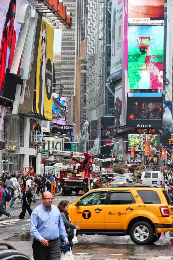 Times Square imagem de stock royalty free