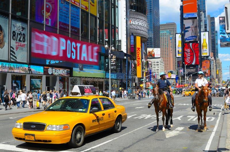 Times Square immagini stock