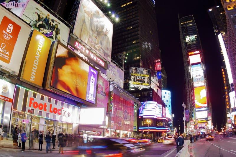Times Square Editorial Photo