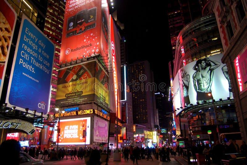 Times Square fotografia de stock royalty free