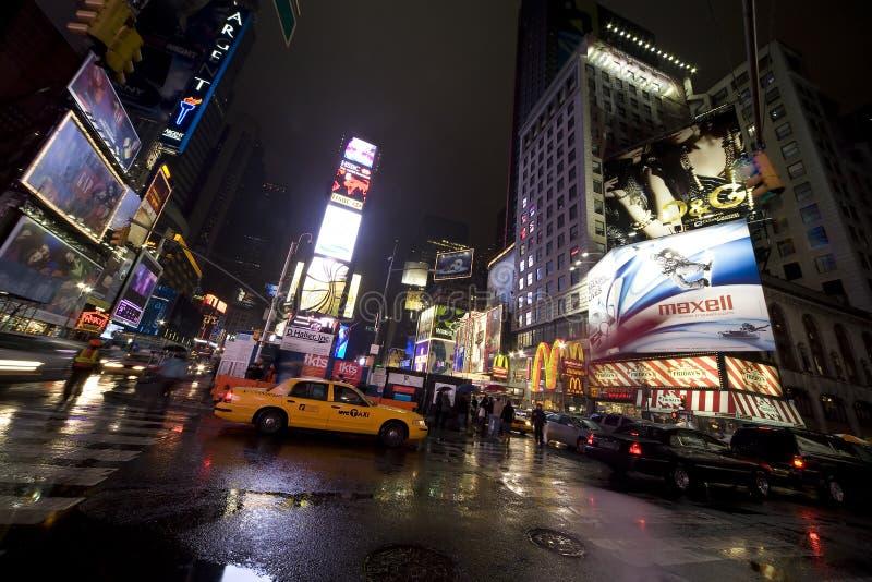 Times Square 3 imagen de archivo