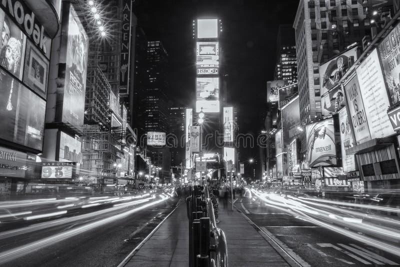 Times Square fotografia stock