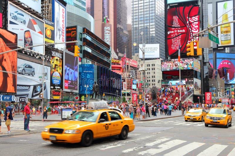 Times Square imagem de stock