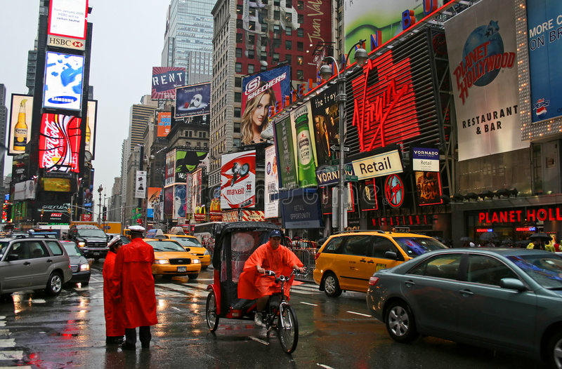 Download The Times Square editorial photography. Image of blue - 4319307