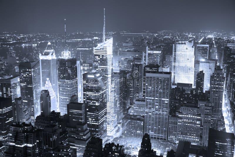 Times Square de New York City Manhattan fotografía de archivo