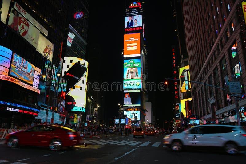 Times Square Manhattan photos stock
