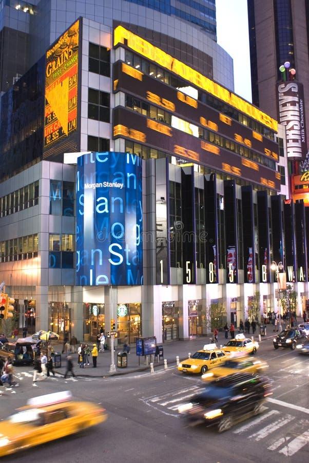 Times Square New York royalty-vrije stock foto