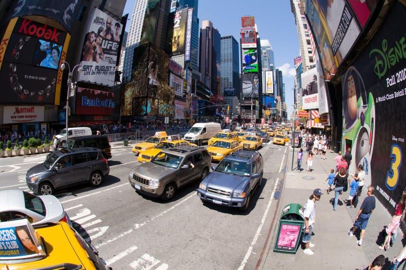 Times Square New York City fotografia stock