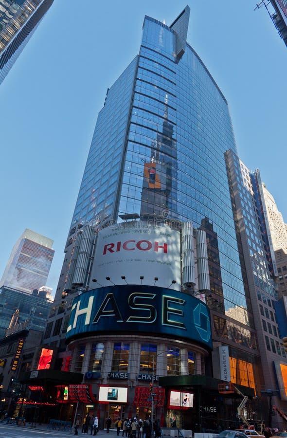 Times Square New York City immagini stock libere da diritti