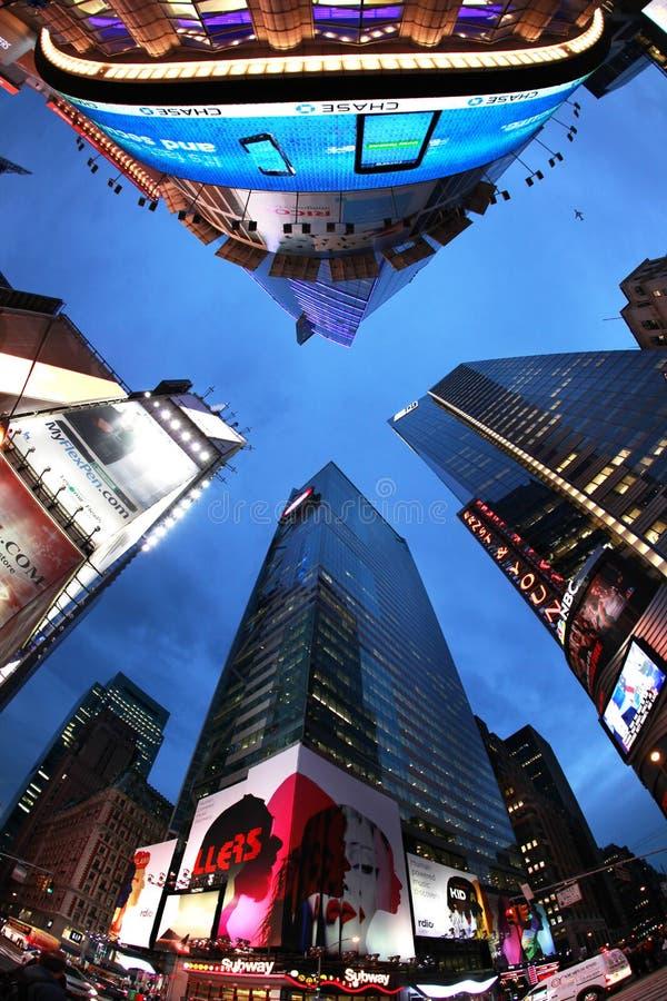 Times Square. New York City fotografía de archivo libre de regalías