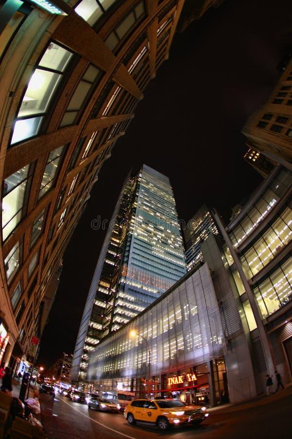 Times Square New York City fotos de archivo libres de regalías