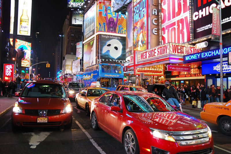 Times Square, New York City, Manhattan