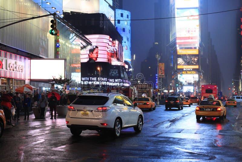 Times Square. New York City stock photos