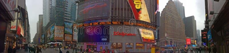 Times Square, New York, Etats-Unis images libres de droits