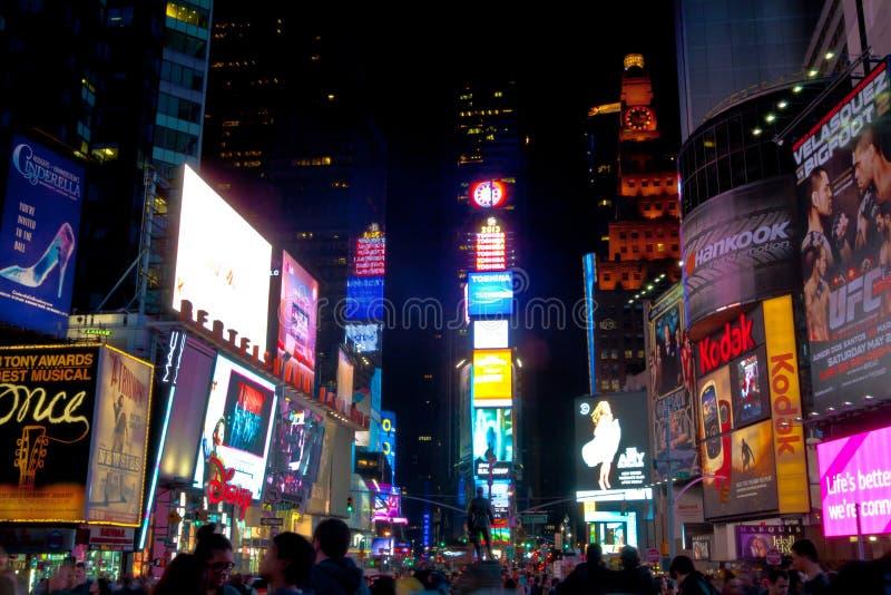 Times Square New York, USA Editorial Photo