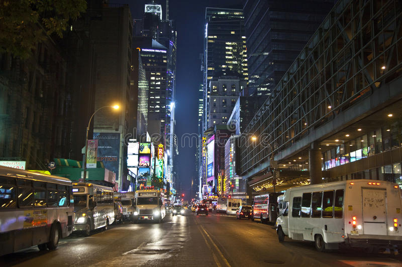 Download Times Square by night editorial photography. Image of people - 34274592