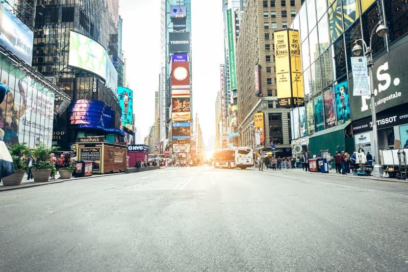 Times Square, Nueva York fotos de archivo libres de regalías