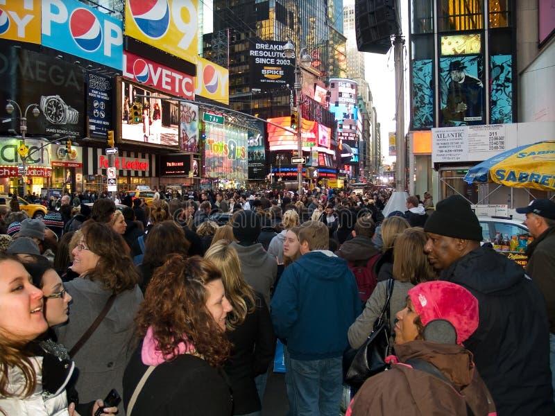 Times Square NY 08 2 stockfoto