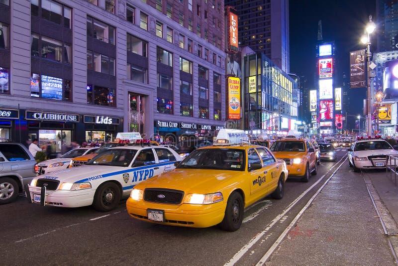 Times Square, NY lizenzfreie stockfotografie