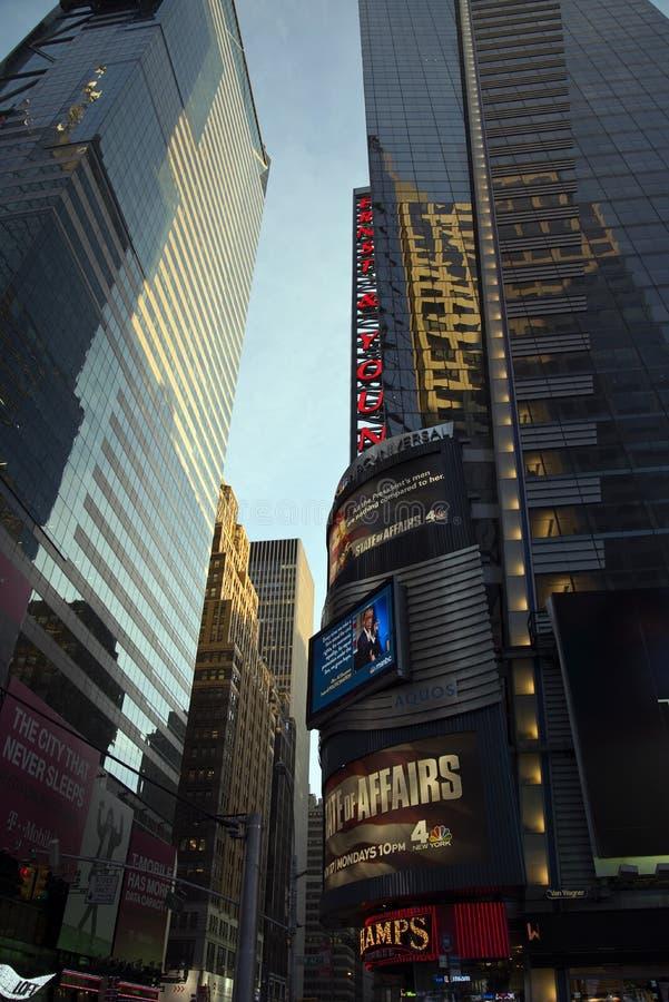 Times Square, NY foto de stock royalty free