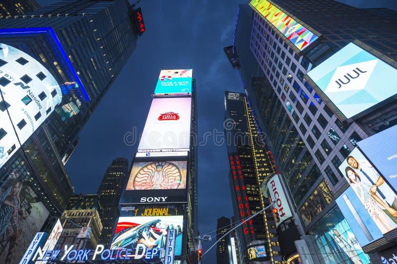 Times Square, NY foto de archivo