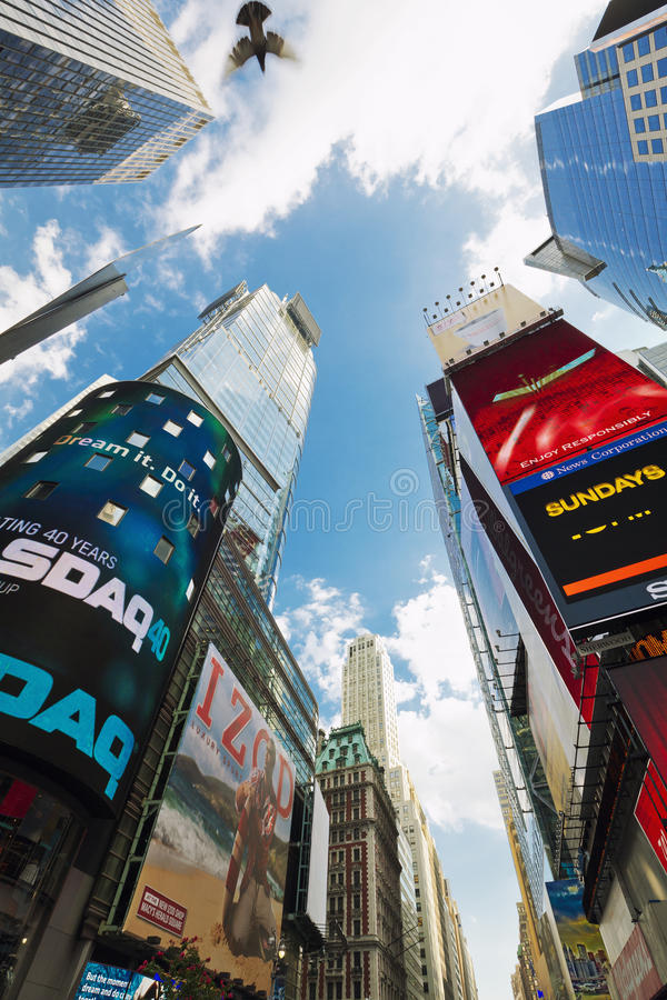 Times square,NYC royalty free stock photography