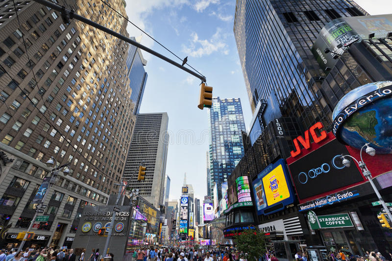 Times square,NYC stock photo