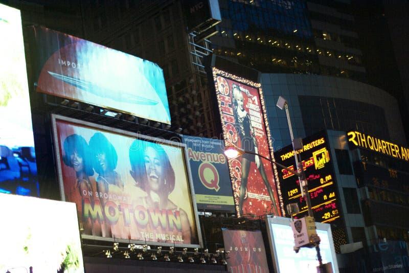 Times Square - NYC fotos de stock royalty free