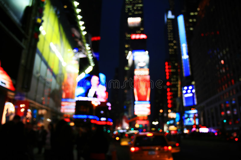 Download The Times Square -special Effect Stock Photo - Image of landmark, apple: 4855838