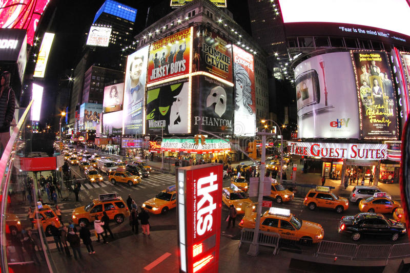 Times square 012 stock photos