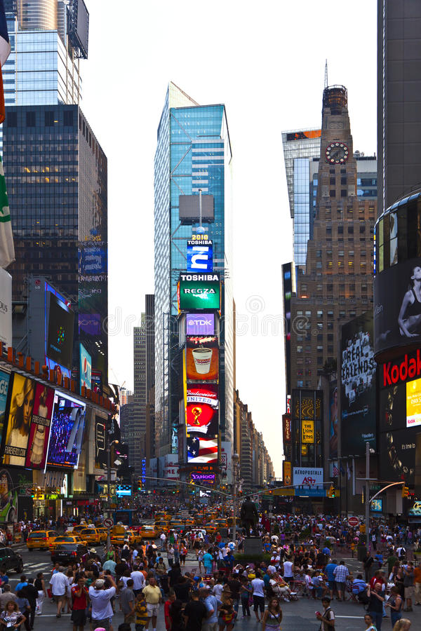 Download Times Squares  Is A Symbol Of New Editorial Stock Photo - Image: 34272503