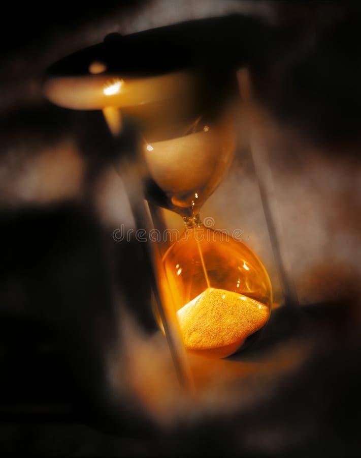 timglas royaltyfria foton